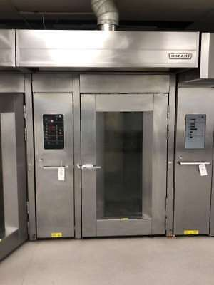 HOBART Rack Oven Commercial Double Rotating Rack Natural Gas Oven HBA2G