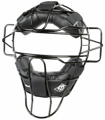 Diamond DFM-43 Baseball Softball Umpire FaceMask With Extra Pads New