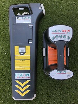 cat & genny/cable avoidance tool/cat detector/cable locator/c scope