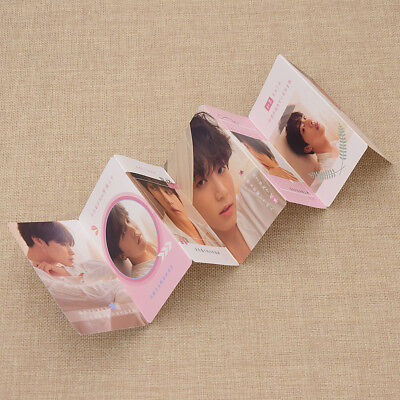 Kpop BTS Cards New Album LOVE YOURSELF Fans Favor Collection Members Photo