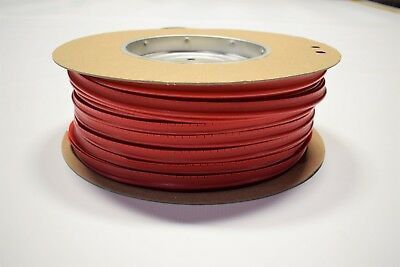 10 Yards Bright Red Vinyl Welt Cord Piping Marine Auto Fabric Boat Upholstery