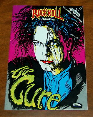 Revolutionary Rock 'n' Roll Comics The Cure #30 July 1st Print FN Condition