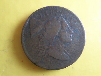 1794 Liberty Cap Large Cents : Head of 1794, S-57