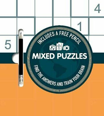 Mixed Puzzles: Find the Answers and Train Your Brain (U... by Parragon Books Ltd