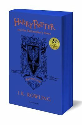 Harry Potter and the Philosopher's Stone - Ravenclaw Edition by J. K. Rowling...
