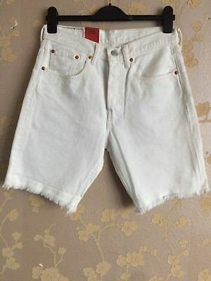 95093dcb Levi's 501CT Shorts Jeans Tapered Leg Customized Tapered Size:28