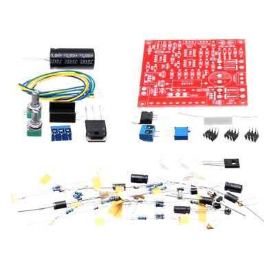 0-30v 2ma-3a Kit D'alimentation En Courant Continu Réglable DIY