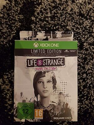 Life is Strange - Before the Storm|Xbox One| Limited Edition
