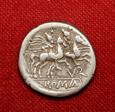 Roman Denarius.Terentius Varro.Exceedingly rare coin.Worth $1,000. Battle Cannae