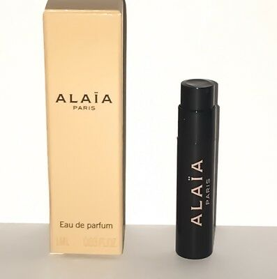 Alaia Alaïa Paris Probe Duftprobe Eau de Parfum EdP Parfümprobe 1 ml Mini Spray