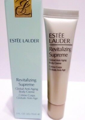 ESTEE LAUDER 15 ml Revitalizing Supreme Global Anti Aging Body Creme Bodylotion