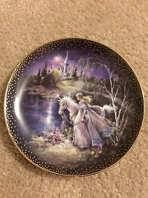 Kingdom Of Enchantment Collectible Plate