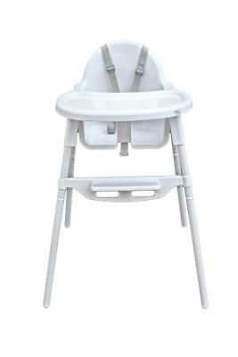 Foldable Baby Feeding High Chair Infant Toddler Seat Bebe Style Portable Tray