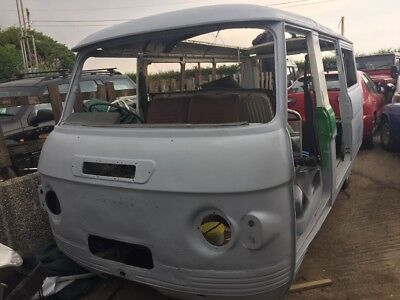 Commer Dormobile Coatser Camper Van Unfinished Project