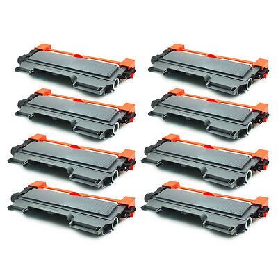 8PK TN450 Toner Cartridge For Brother MFC-7360N 7460DN 7860DW HL-2130 2220 2240