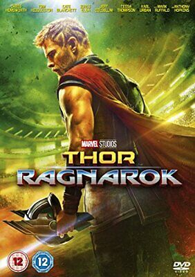 Thor Ragnarok [DVD] [2017][Region 2] - DVD  MNLN The Cheap Fast Free Post