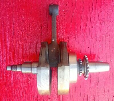 Kawasaki KLR250 Crankshaft 1985-2005 GOOD