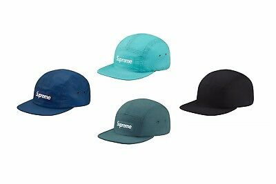 b8df9bb4588 SUPREME MOTION LOGO Iridescent 5-Panel Hat Teal One Size -  82.00 ...