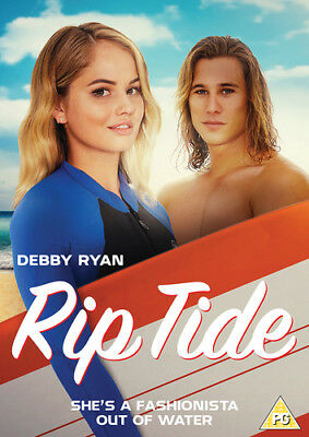 Rip Tide DVD (2018) Debby Ryan ***NEW***