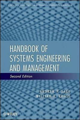 NEW Handbook of Systems Engineering and Management, Second Edition By Andrew P.