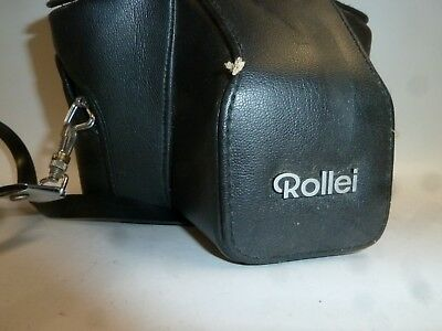 Rollei Rolleiflex  SL35M Camera Film Camera  with Case  (Pick up & Save P & P)