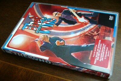 THE WHO LIVE IN  BOSTON 2004 DVD Regions 2,3,4,5,6 Excellent Condition!