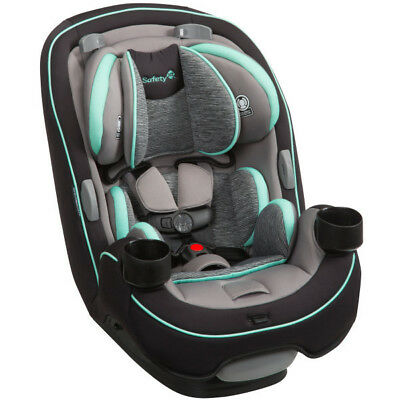 Safety 1st Grow and Go Aqua Pop Plastic 3-in-1 Convertible Car Seat