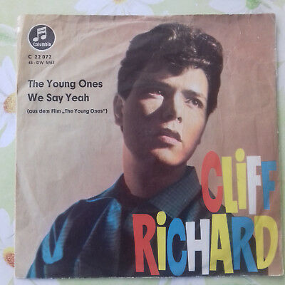 Cliff richard , The Young Ones