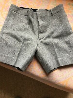 1940s style boys trousers