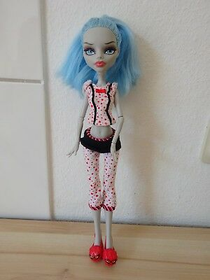 Mattel Monster High Pyjamaparty Ghoulia Yelps