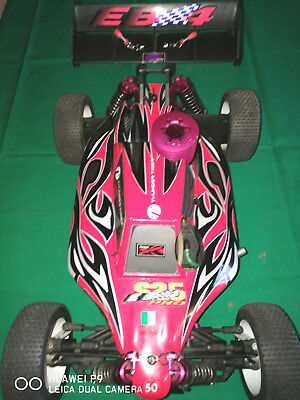 rc neu thunder tiger,1.8/4wd/off/road-pro-version-competition-buggy