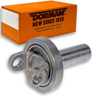 Dorman Rear Driveshaft at Transfer Case Drive Shaft Pinion Yoke for Chevy mz