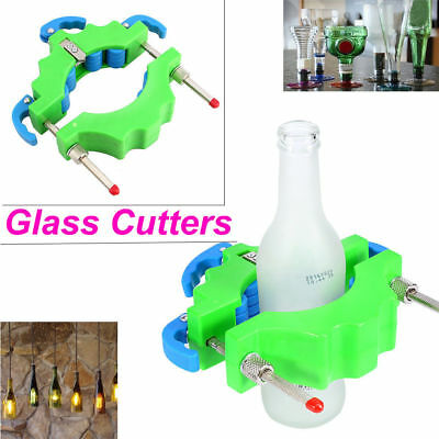 DIY Glass Wine Beer Bottle Cutter Recycle Adjustable Cutting Craft Machine Tool
