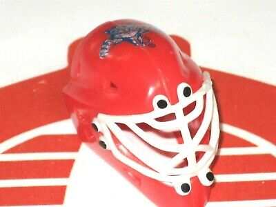 separation shoes 174fa 6cb44 NHL Plastic Collectible Florida Panthers Small Display Goalie Mask Helmet