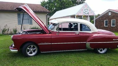 1949 Pontiac Chieftain Coupe Nice Chrome Excellent Condition 1949 Pontiac Coupe 95% Restored / work in progress