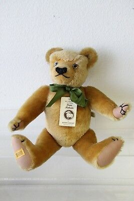 Merrythought Mohair Growler Jointed Teddy Bear, Made In England. Good Condition.