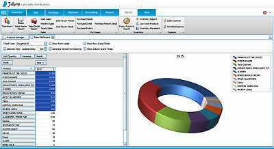 JellyERP - Beautiful Retail POS, ERP & Accounting Software