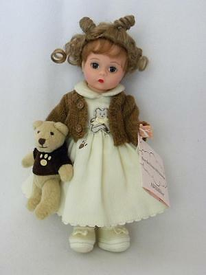 Adorable Madame Alexander Beary Best Friends 32160 100th Anniversary 2001