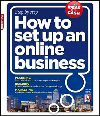 How To Set Up An Online Business by Kevin Partner Paperback Book The Cheap Fast