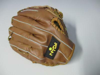 "Softball Baseball Nyda Glove Youth 11.5"" - Right Hand Throw Leather Laced"