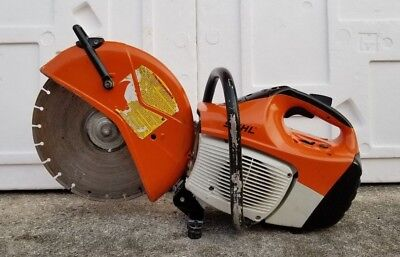 "STIHL TS 420 Cutquik 14"" Professional 66.7 cc Gas Powered Concrete Saw"