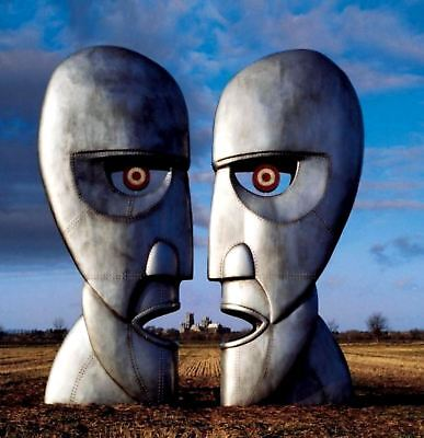 PINK FLOYD the division bell (CD album) prog rock