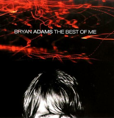 BRYAN ADAMS the best of me (CD, compilation) greatest hits, best of, pop rock