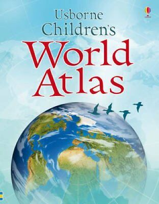 Children's World Atlas by Emma Helbrough 9781409531777 (Paperback, 2014)
