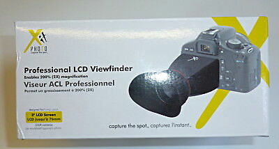 Loupe LCD Viewfinder