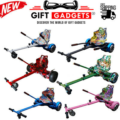 Hoverkart HoverCart For Kids Racer Hover Kart GoKart For Self Balancing Board