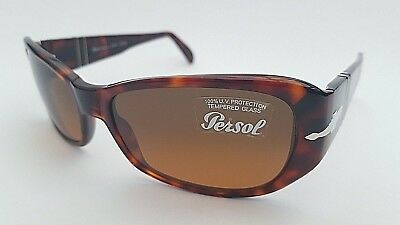 GRAB A BARGAIN PERSOL SUNGLASSES 2578-S 24//33 TORTOISE BROWN BRAND NEW P35