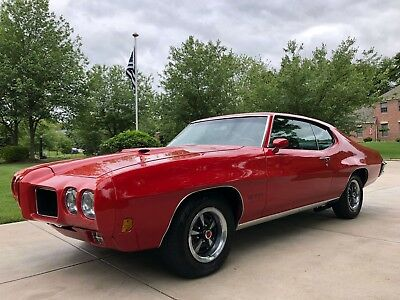 1970 Pontiac GTO  1970 Pontiac GTO * 242 VIN * 455 / 4 Speed / Posi! PHS! ORIGINALLY RAM AIR III