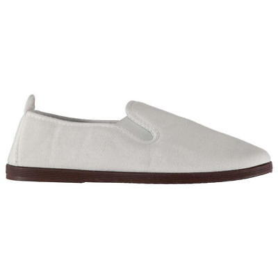 Slazenger Kung Fu / Tai-Chi Shoes - White