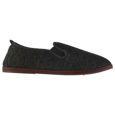 Slazenger Kung Fu / Tai-Chi Shoes - Charcoal